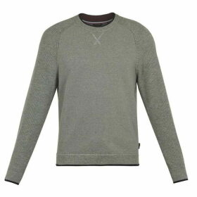 Ted Baker Ribbed Crew Neck Jumper