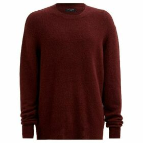 All Saints Hawk Crew Neck Jumper