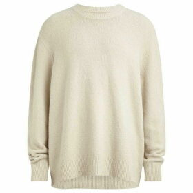 All Saints Hane Crew Neck Jumper