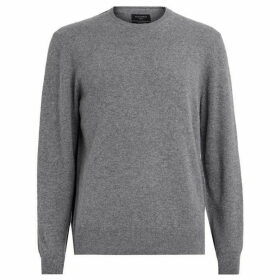 All Saints Hyde Cashmere Crew Jumper