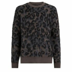 All Saints Apex Crew Jumper