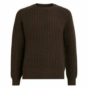 All Saints Mast Crew Jumper