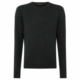 Michael Kors Sleek Crew Neck Jumper