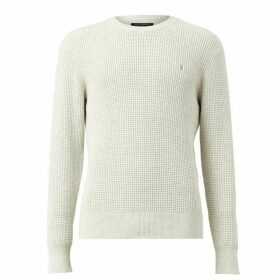 All Saints Wells Crew Neck Jumper