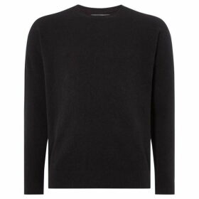 Label Lab Keid Boucle Crew Neck Jumper