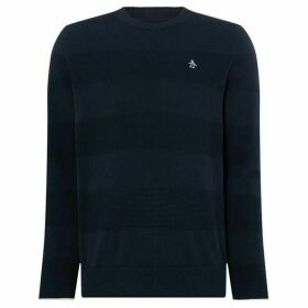 Penguin Striped Crew Neck Jumper