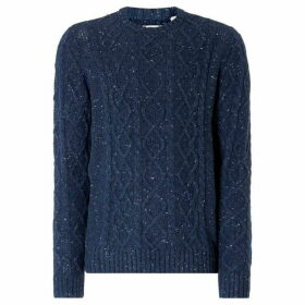 Penguin Chunky Knit Fisherman Jumper