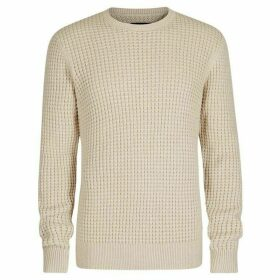 All Saints Kargg Crew Neck Jumper