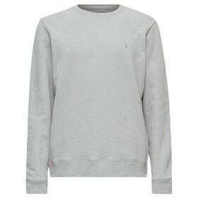 All Saints Raven crew neck jumper