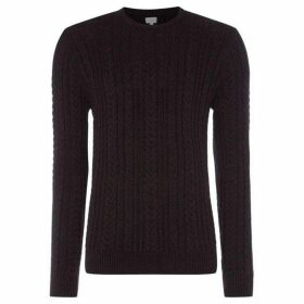 Linea Charrington Cable Crew Neck Jumper