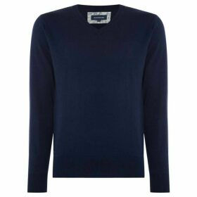 Rushmore V-Neck Jumper
