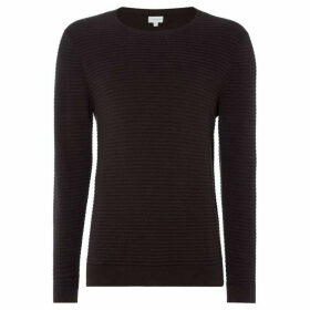 Linea Forston Ribbed Crew Neck Jumper