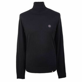 Pretty Green Roll Neck Knitted Jumper