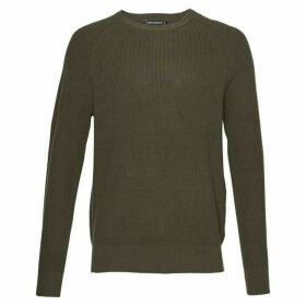 French Connection Winter Cotton Rib Knit Jumper