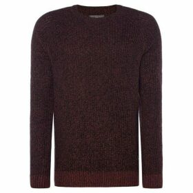 Jack and Jones Pannel Chunky Knitted Jumper