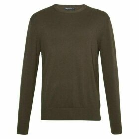 French Connection Portrait Wool Crew Neck Jumper