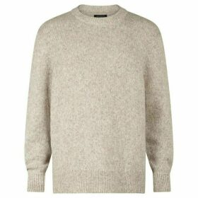 All Saints Harnden Crew Neck Jumper