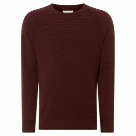 Criminal Renn Textured Jumper