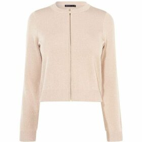 Karen Millen Full-Zip Cardigan