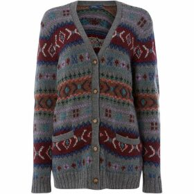 Polo Ralph Lauren Fairisle Pocket Cardigan