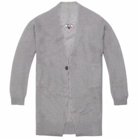 Tommy Jeans Long Mohair Cardigan