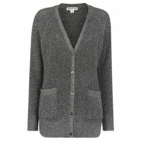 Whistles Sparkle Cardigan Knit