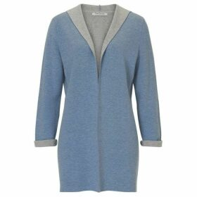 Betty Barclay Double Knit Hooded Cardigan