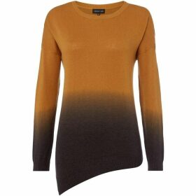 Label Lab Olivia ombre asymmetric jumper