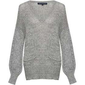 French Connection Tivoli Knit Pocket Jumper