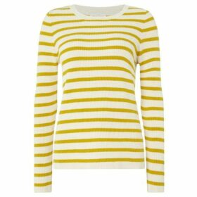 Part Two Long sleeve jumper with stripes