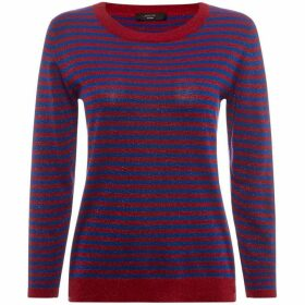 Max Mara Weekend Long sleeve striped jumper