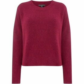 Crea Concept Long sleeve colour block jumper