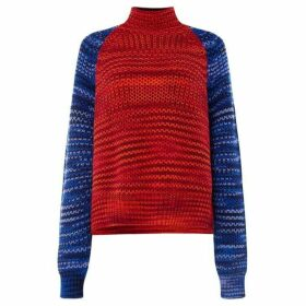 Sportmax Code Turbigo multi knit jumper