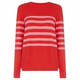 Gant Long Sleeve Crew Neck Jumper