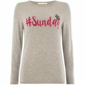 Oui Sunday knit jumper