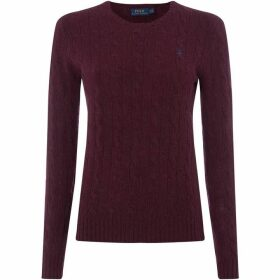 Polo Ralph Lauren Juliana Cable Wool Knit Jumper