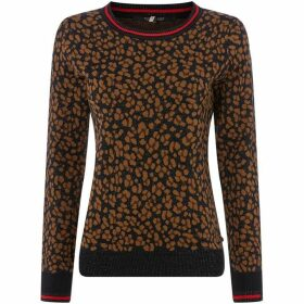 Maison Scotch Printed pullover