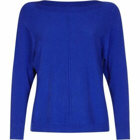 Yumi Front Seam Relaxed Jumper