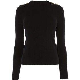 Karen Millen High Neck Jumper