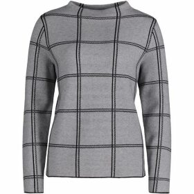 Betty Barclay Check Jumper