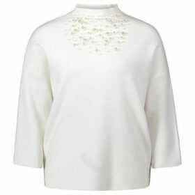 Betty Barclay Pearl Embellished Jumper