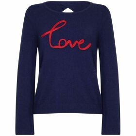 Yumi Love Applique Jumper