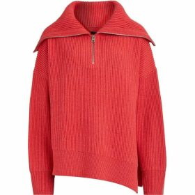 All Saints Ami Roll Neck Jumper