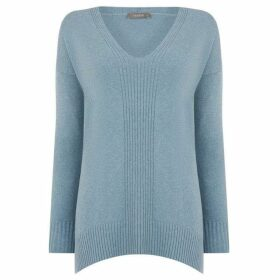 Oasis Emily V Neck Jumper
