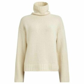 All Saints Hanbury Funnel Neck Jumper