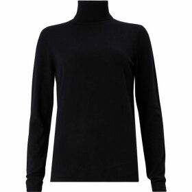 All Saints Ira Roll Neck Jumper