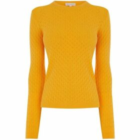 Warehouse Fan Stitch Jumper
