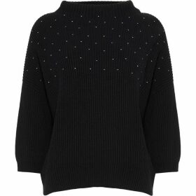 Phase Eight Bessy Beaded Knit Jumper