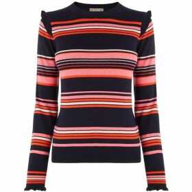 Oasis `Betty` Stripe Jumper