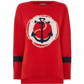 Oasis Cordelia Anchor Jumper